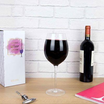 Cadeau voor zus - Reuze wijnglas