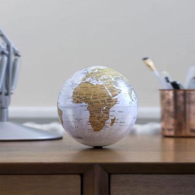 Cadeau voor kinderen - Roterende mini wereldbol