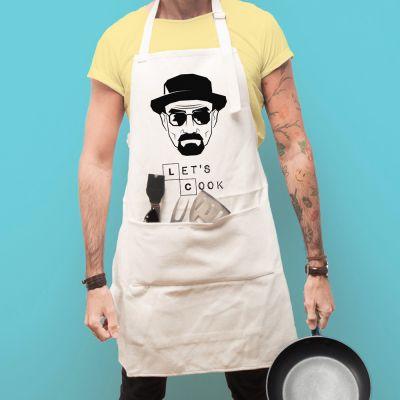 Exclusieve producten - Let's Cook keukenschort