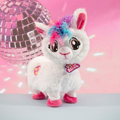 Grappige cadeaus - Boppi de dansende Lama