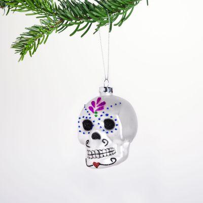 Kerstversiering - Sugar Skull Kerstboom decoratie