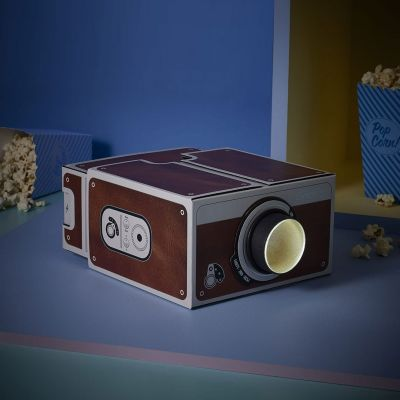 Smartphone accessoires - Retro smartphone projector 2.0