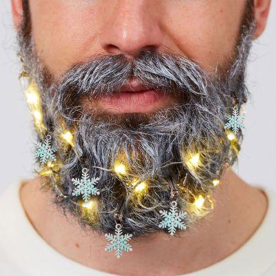 Toffe Accessoires - Winter baard decoratie