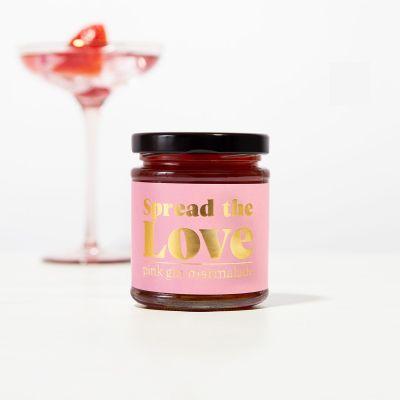 Kleine cadeautjes - Pink Gin Jam