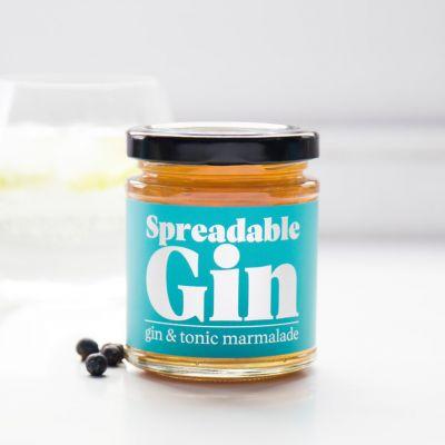 Grappige cadeaus - Gin en Tonic marmelade