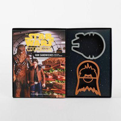 Boeken - Star Wars kookboek met sandwich vormpjes