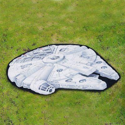Buiten - Star Wars Millenium Falcon picnic deken