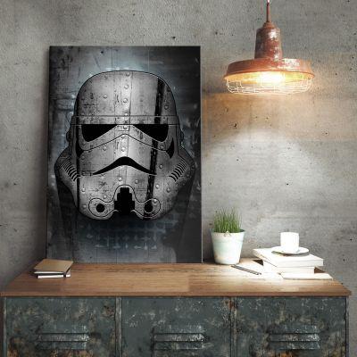 Het universum van Star Wars - Star Wars metaalposter - Irontrooper