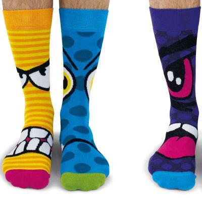 Grappige cadeaus - Stress heads sokken