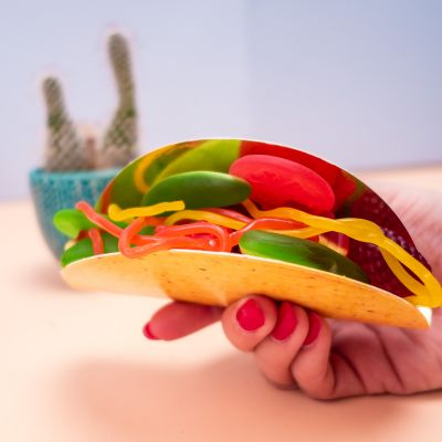 Snoepgoed - Taco snoepje