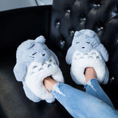 Slippers - Anime bosgeest pantoffels