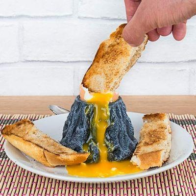 Keuken & barbeque - Vulkaan eierdopje