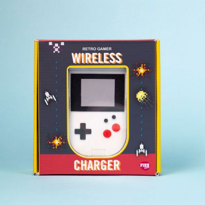 Smartphone accessoires - Draadloze oplader Retro Gamer