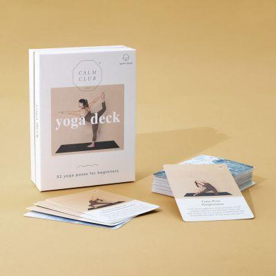 Gadgets & Techniek - Yoga kaartenset voor 52 weken