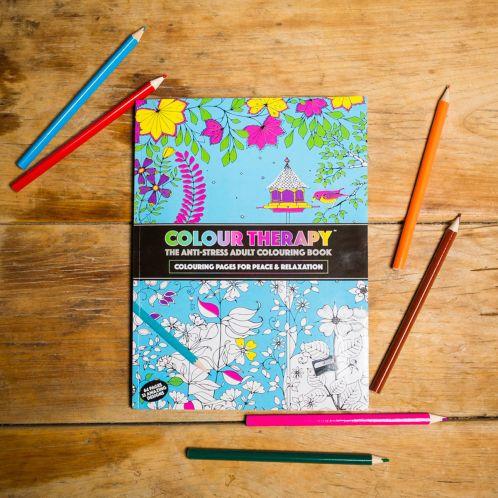 Verjaardagscadeau - Anti-stress kleurboek