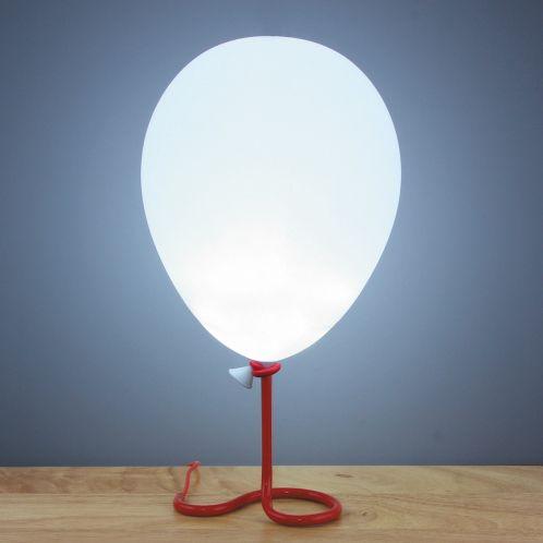 Cadeau idee - Luchtballon lamp