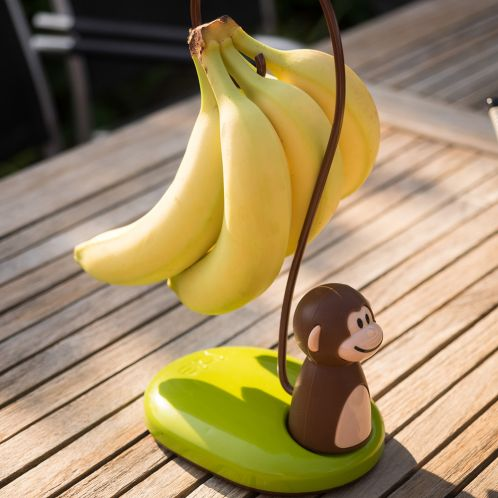 Cadeau idee - Aap bananenhouder