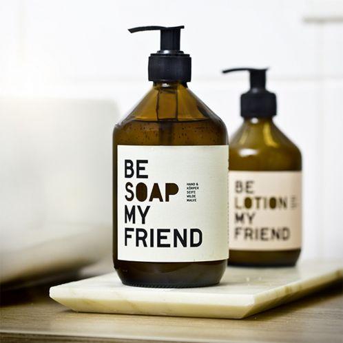 Be My Friend zeep & body lotion