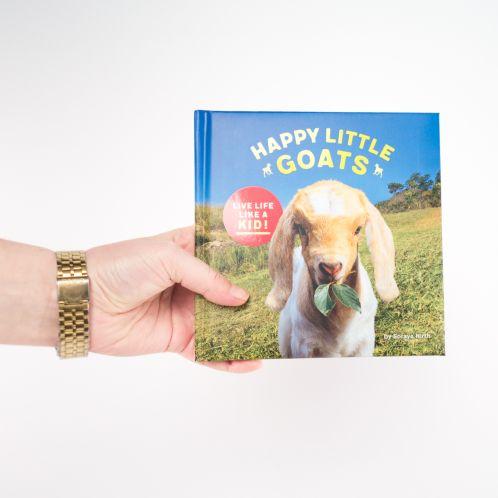 Happy Little Goats boek