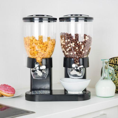 Cadeau idee - Dubbele cornflakes spender