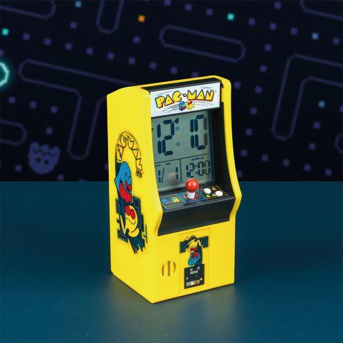 Pacman Arcade wekker