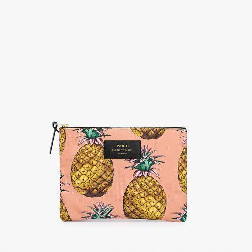 Fruitige ananas tas