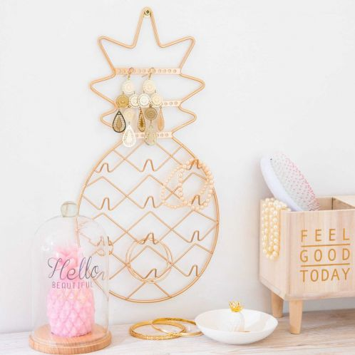 Verjaardagscadeau - Ananas juwelenhanger