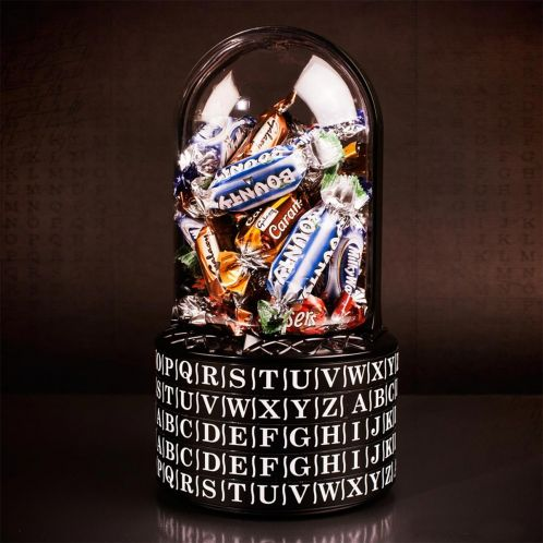 Verjaardagscadeau - Puzzle Pod cadeau-cryptex