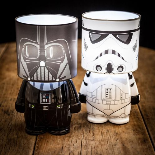 Cadeau idee - Star Wars Look ALite LED-lampen
