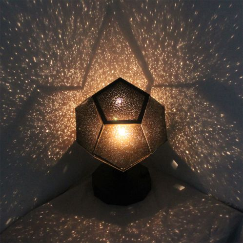DIY projector sterrenhemel