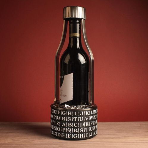 Verjaardagscadeau - Wijn Kryptex Vino Vault