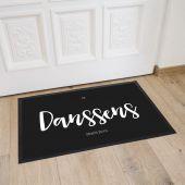 Personaliseerbare deurmat